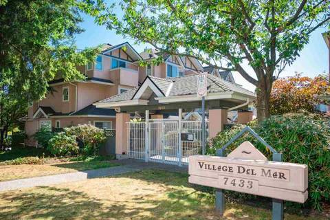Townhouse for sale at 7433 16th St Unit 17 Burnaby British Columbia - MLS: R2413548