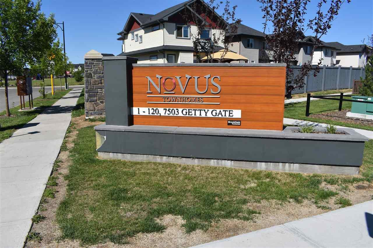 Buliding: 7503 Getty Gate, Edmonton, AB