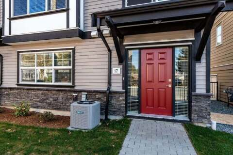Townhouse for sale at 7740 Grand St Unit 17 Mission British Columbia - MLS: R2445062