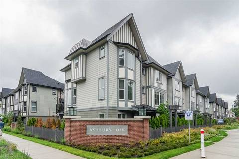 Townhouse for sale at 8050 204 St Unit 17 Langley British Columbia - MLS: R2385836
