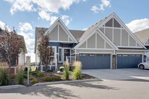Townhouse for sale at 8132 217 St Nw Unit 17 Edmonton Alberta - MLS: E4150515