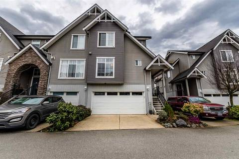 Townhouse for sale at 8881 Walters St Unit 17 Chilliwack British Columbia - MLS: R2438890