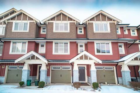 Townhouse for sale at 9628 Ferndale Rd Unit 17 Richmond British Columbia - MLS: R2428632