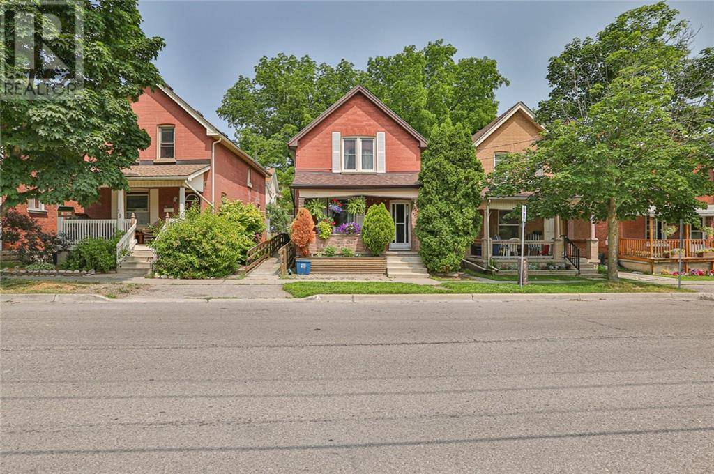 House for sale at 17 Alfred St Brantford Ontario - MLS: 30771226