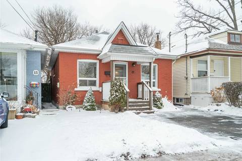 House for sale at 17 Alice St Hamilton Ontario - MLS: X4687108