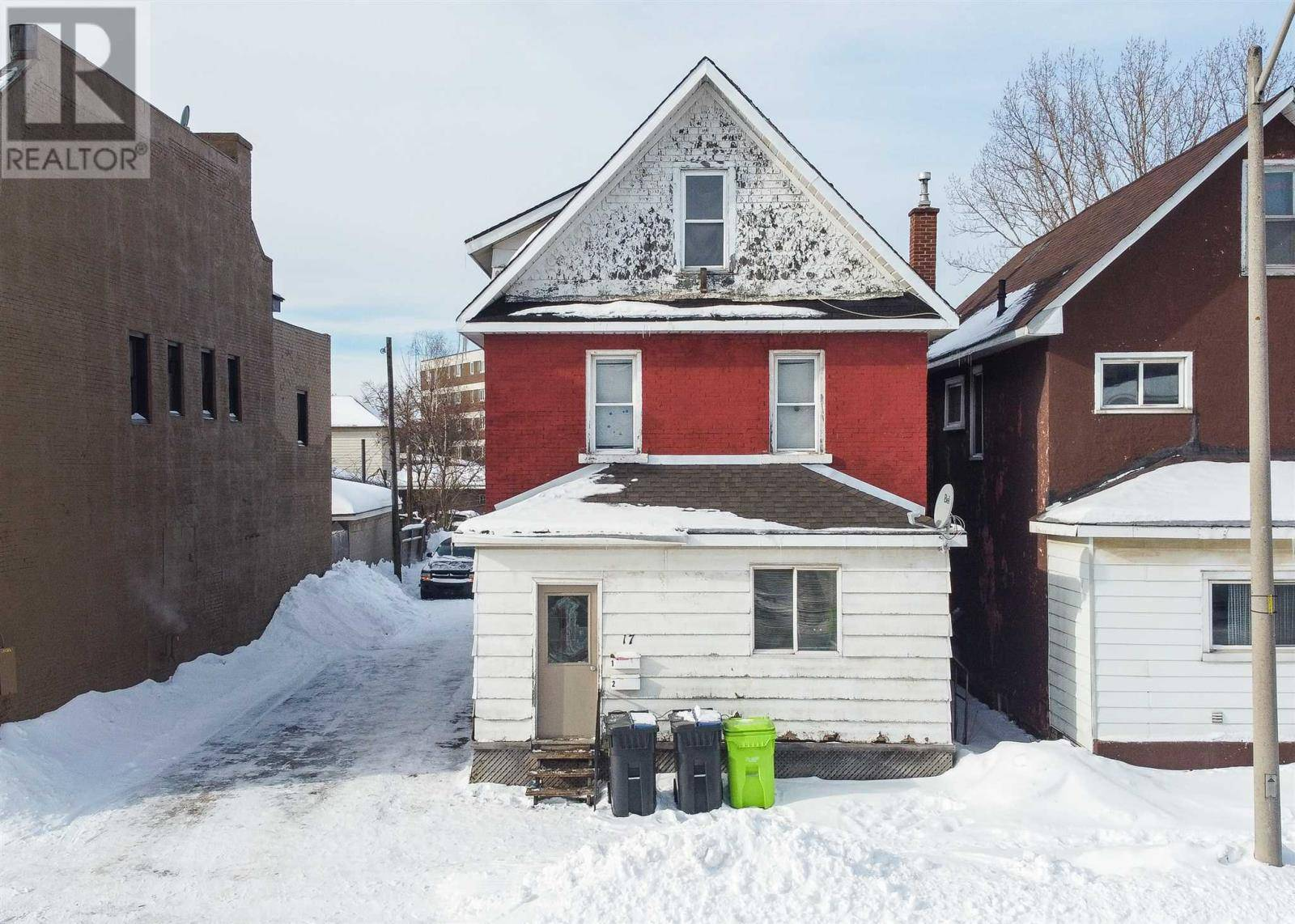 Townhouse for sale at 17 Allen St Sault Ste. Marie Ontario - MLS: SM127794
