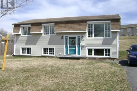 House for sale at 17 Allingham  Saint John New Brunswick - MLS: NB022084