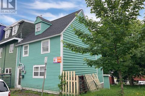 House for sale at 17 Angel Pl St. John's Newfoundland - MLS: 1196264