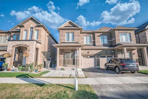Townhouse for sale at 17 Angelfish Rd Brampton Ontario - MLS: W4928384