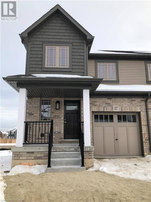 Townhouse for rent at 17 Archer St Collingwood Ontario - MLS: 241746