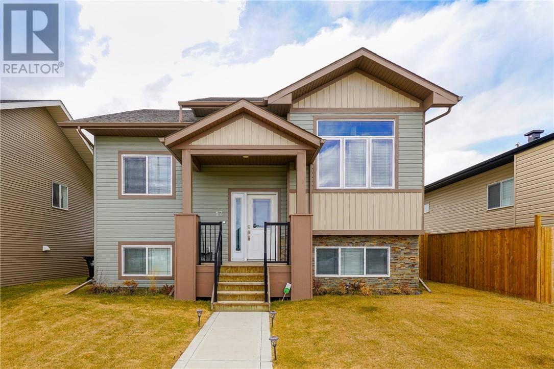 House for sale at 17 Artemis Pl Blackfalds Alberta - MLS: ca0189324