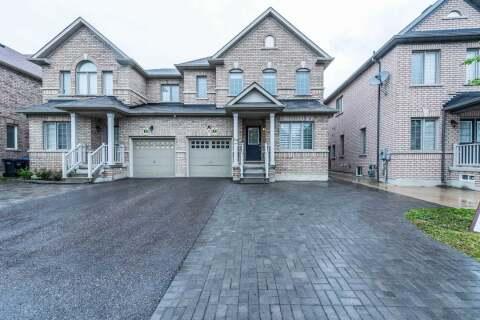 Townhouse for sale at 17 Aspermont Cres Brampton Ontario - MLS: W4774179