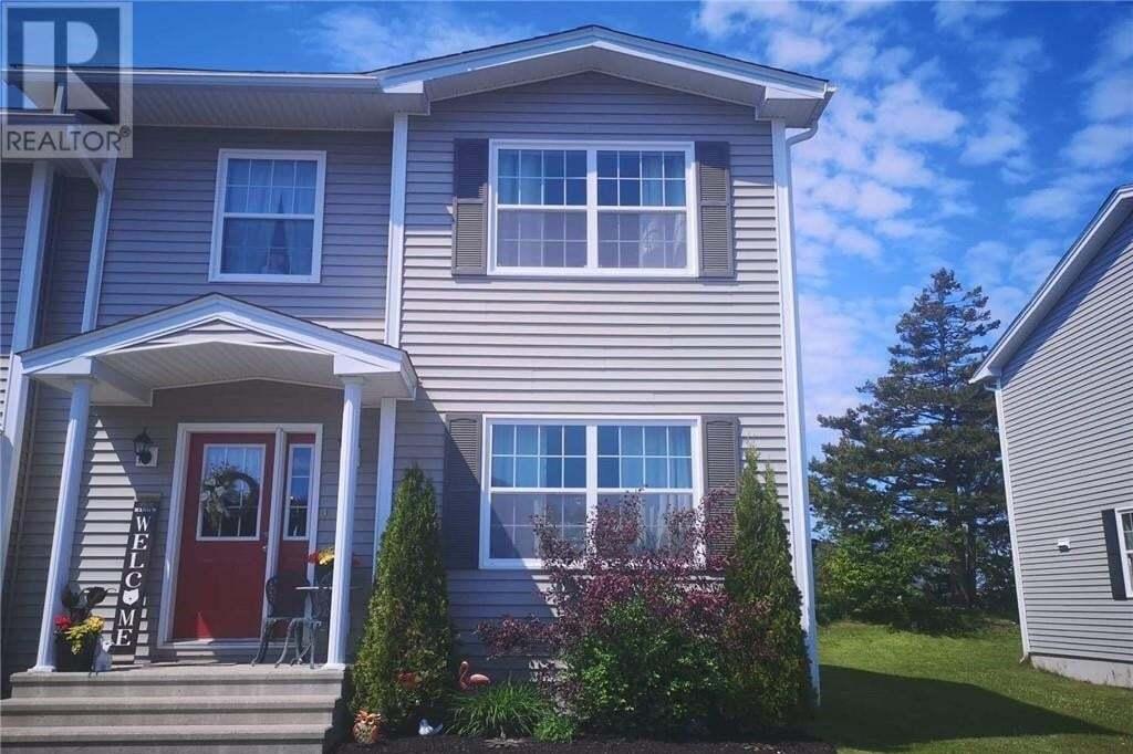 House for sale at 17 Berryman St Saint John New Brunswick - MLS: NB045211