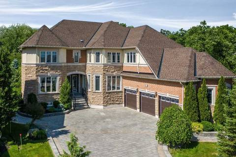 House for sale at 17 Birchbark Ct Richmond Hill Ontario - MLS: N4559482