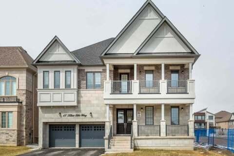 House for rent at 17 Blue Silo Wy Brampton Ontario - MLS: W4801700