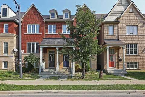 Townhouse for sale at 17 Boake St Toronto Ontario - MLS: W4927030
