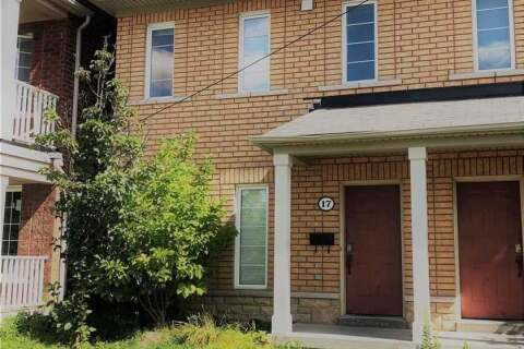Townhouse for sale at 17 Boot Terr Toronto Ontario - MLS: W4923905