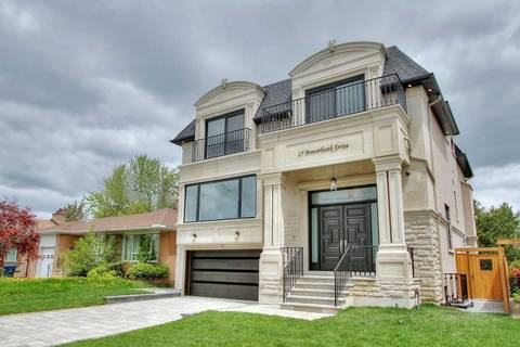 House for sale at 17 Bowerbank Dr Toronto Ontario - MLS: C4609746