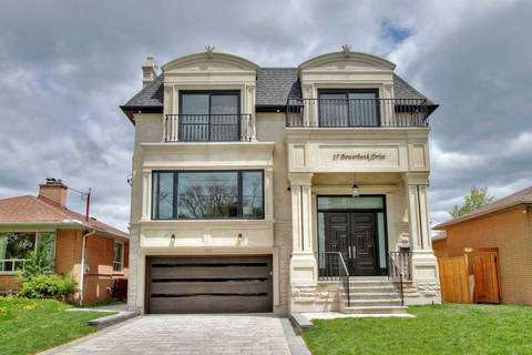 House for sale at 17 Bowerbank Dr Toronto Ontario - MLS: C4668691