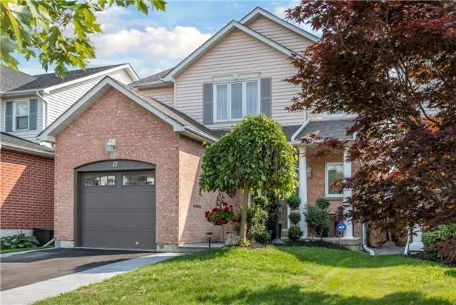 House for sale at 17 Brownstone Crescent Clarington Ontario - MLS: E4245500