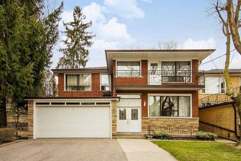 Townhouse for sale at 17 Budgell Terr Toronto Ontario - MLS: W4425597