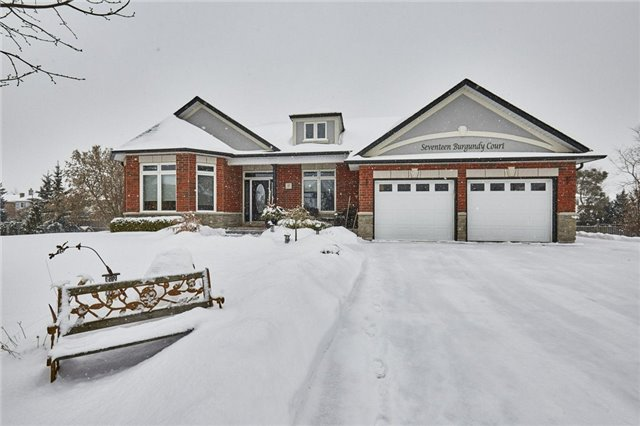 For Sale: 17 Burgundy Court, Whitby, ON | 3 Bed, 3 Bath House for $1,250,000. See 20 photos!