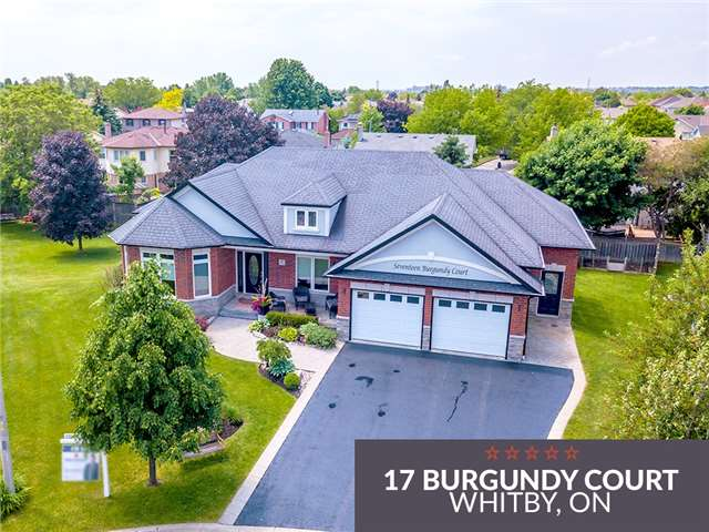 Sold: 17 Burgundy Court, Whitby, ON