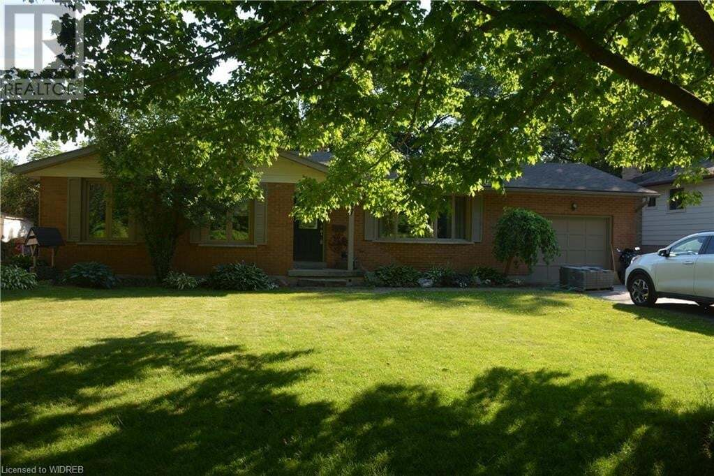 House for sale at 17 Caffyn St Ingersoll Ontario - MLS: 269873