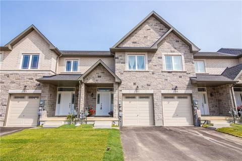 Townhouse for sale at 17 Callon Dr Ancaster Ontario - MLS: H4058474