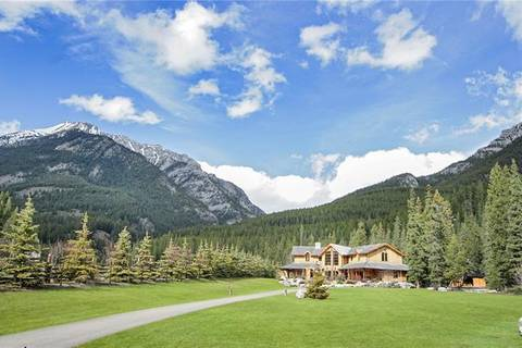 House for sale at 17 Canyon Rd Canmore Alberta - MLS: C4291592