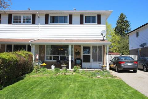 Townhouse for sale at 17 Carlton Dr Orangeville Ontario - MLS: W4457566