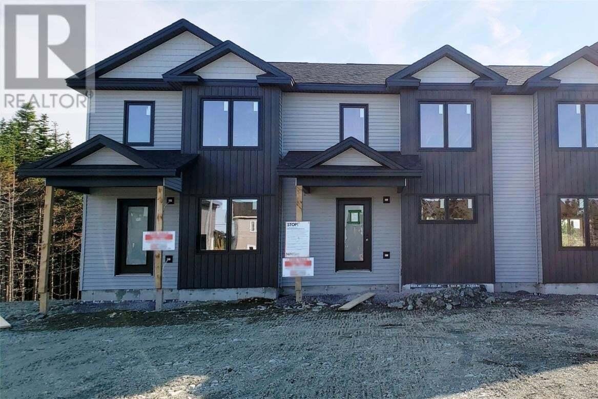 House for sale at 17 Cedar Hill Pl St. John's Newfoundland - MLS: 1217324