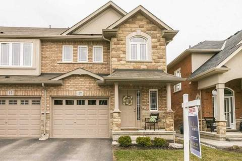 Townhouse for rent at 17 Celestial Cres Hamilton Ontario - MLS: X4503273