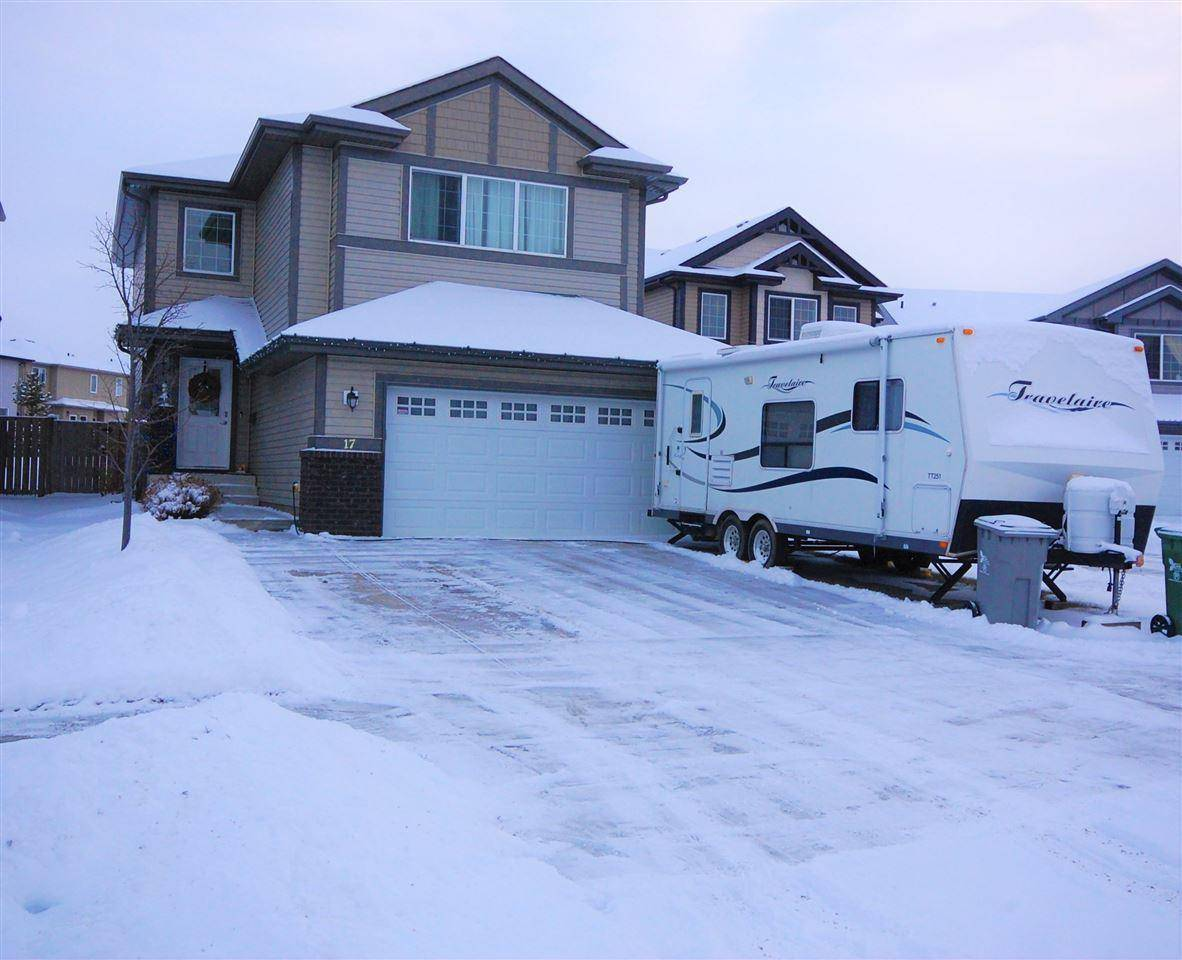 House for sale at 17 Chalifoux Ct Beaumont Alberta - MLS: E4181846