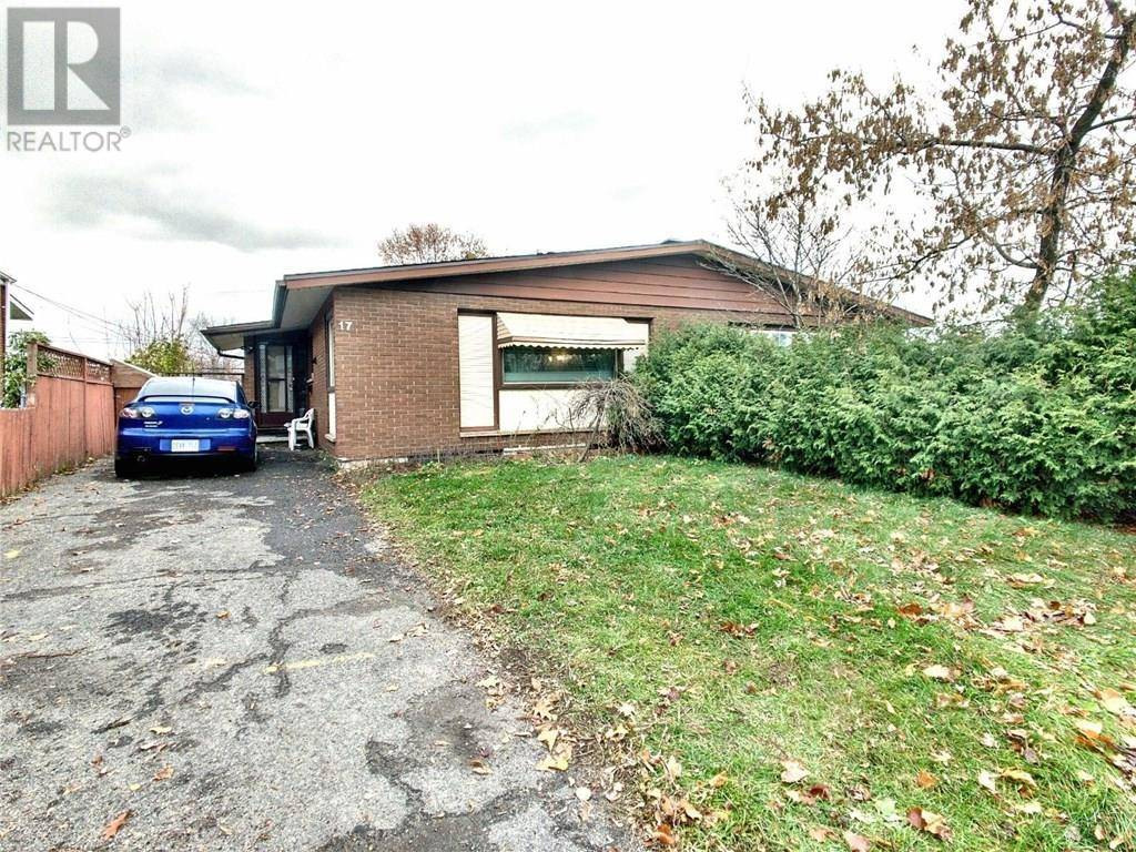 House for sale at 17 Charkay St Nepean Ontario - MLS: 1175283