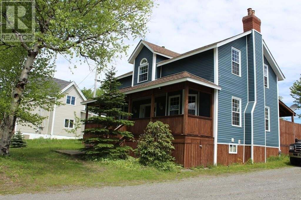 House for sale at 17 Church Rd Grand Falls-windsor Newfoundland - MLS: 1216026