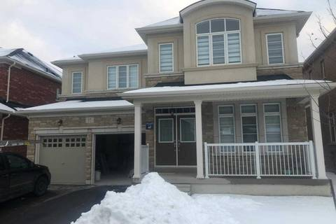 House for rent at 17 Cloncurry St Brampton Ontario - MLS: W4688821