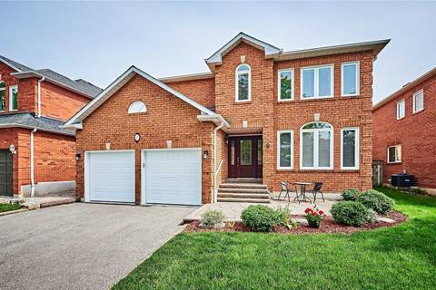 House for sale at 17 Corner Stone Cres Whitby Ontario - MLS: E4519310