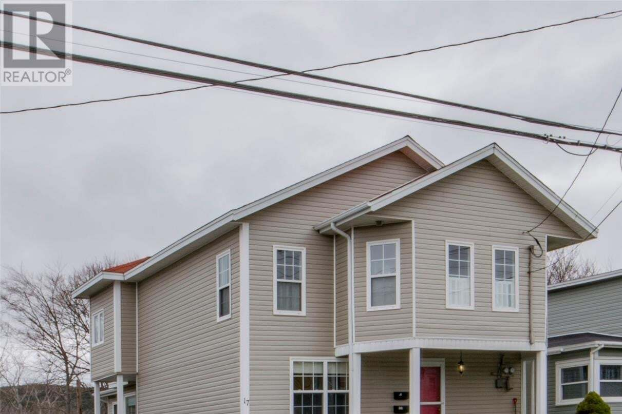 House for sale at 17 Cornwall Ave St. John's Newfoundland - MLS: 1214249