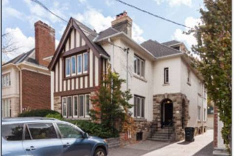 Townhouse for sale at 17 Coulson Ave Toronto Ontario - MLS: C4444951