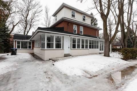 House for sale at 17 Craig St Brampton Ontario - MLS: W4420276