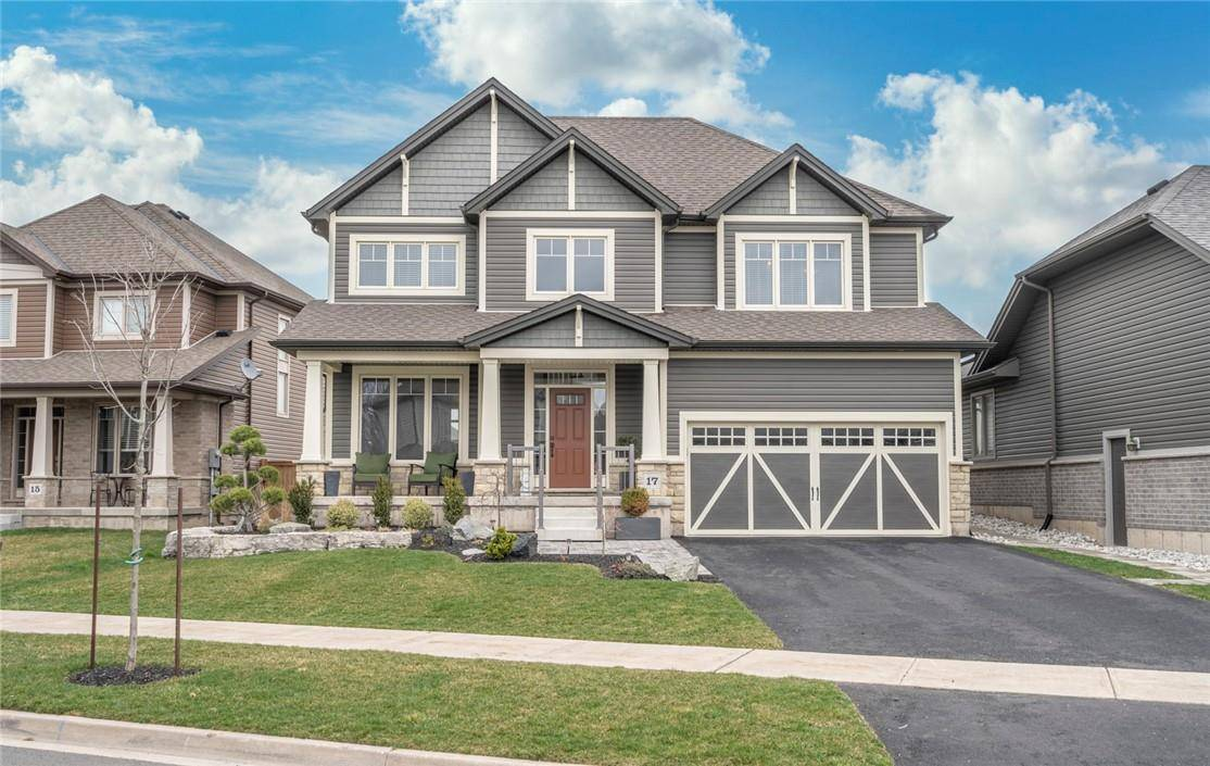 House for sale at 17 Creekview Dr Smithville Ontario - MLS: H4075668