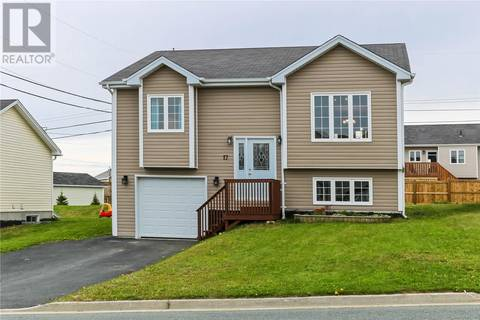 House for sale at 17 Crimson St Paradise Newfoundland - MLS: 1198244