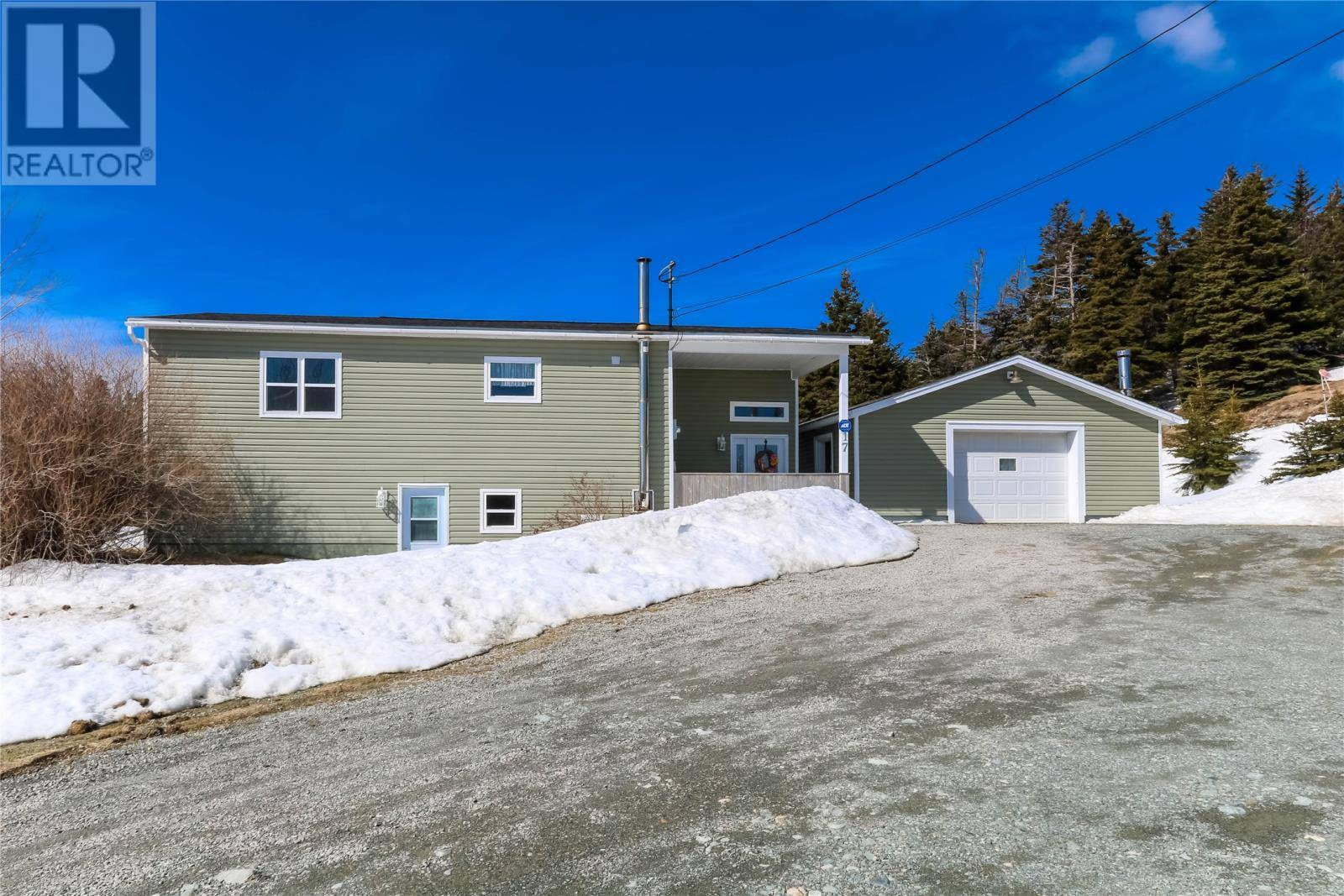 House for sale at 17 Crowes Ln Torbay Newfoundland - MLS: 1211443