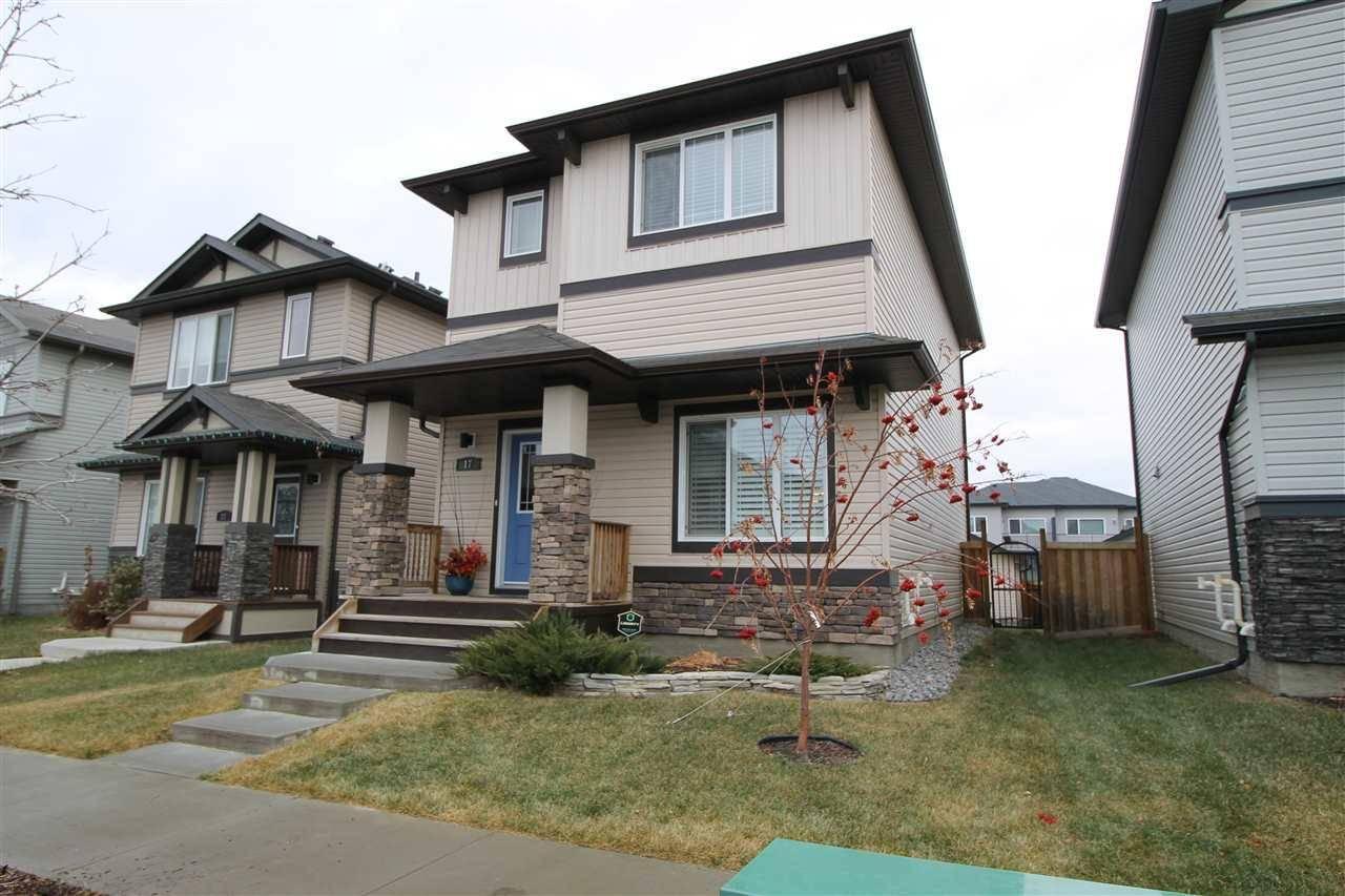 House for sale at 17 Currant Cres Fort Saskatchewan Alberta - MLS: E4178995
