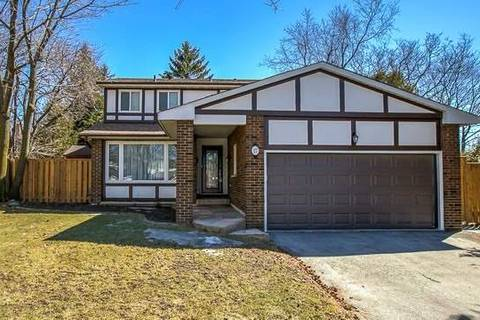 House for sale at 17 Cypress Point Ct Markham Ontario - MLS: N4375777