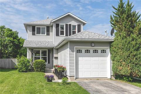 House for sale at 17 D'ambrosio Dr Barrie Ontario - MLS: S4491719