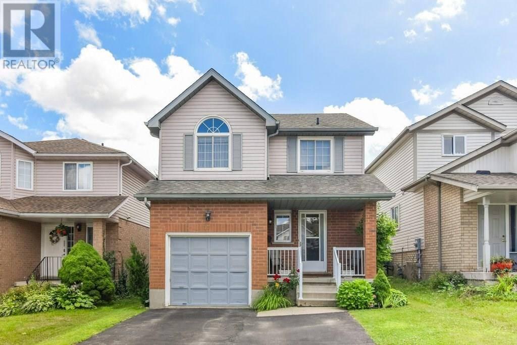 House for sale at 17 Dawn Ridge Dr Kitchener Ontario - MLS: 30760403