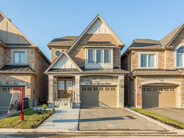 House for sale at 17 Desert Garden Drive Brampton Ontario - MLS: W4302805
