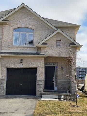 Townhouse for rent at 17 Destiny Ln Hamilton Ontario - MLS: X4667488